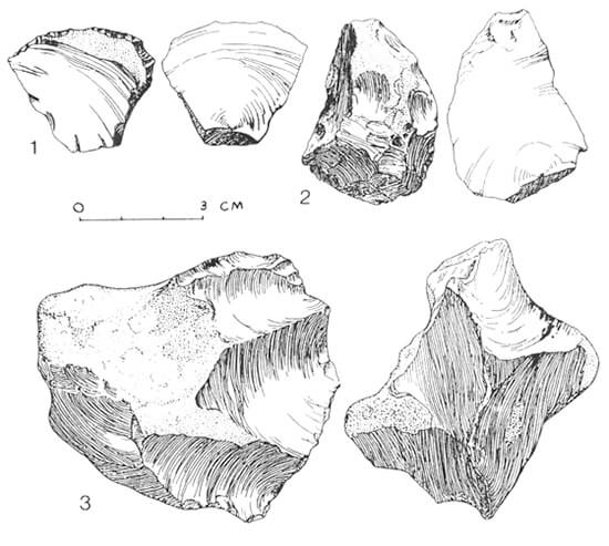 clactonian tools