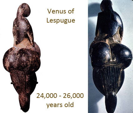 venus lespugue